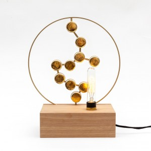 Molecular Gold Light